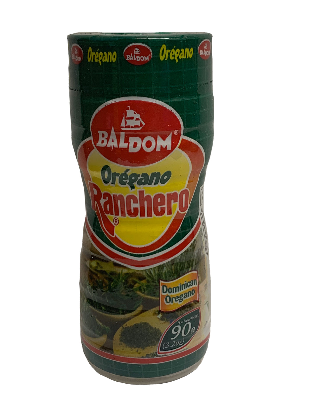 Baldom Ranchero 100% Dominican Grounded Oregano 90g