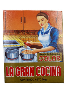 La Gran Cocina Food Colouring 70g