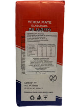 Load image into Gallery viewer, Pajarito Yerba Mate 1kg