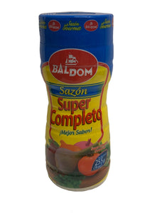 Baldom Super Completo Seasoning Mix 283g
