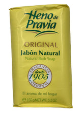 Load image into Gallery viewer, Heno de Pravia Original Bath Soap
