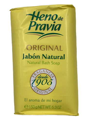 Heno de Pravia Original Bath Soap