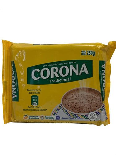 Corona Traditional Hot Chocolate 250g