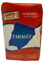 Load image into Gallery viewer, Taragui Yerba Mate 500g