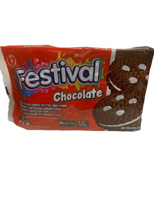Festival Chocolate Biscuits 12 Packs