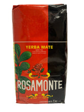 Load image into Gallery viewer, Rosamonte Yerba Mate 1kg