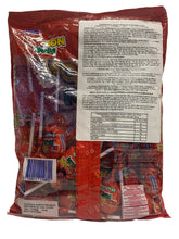 Load image into Gallery viewer, Bon Bon Bum Strawberry Lollies 24 pack