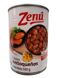 Zenu Colombian Red Beans/Frijoles Antioquenos