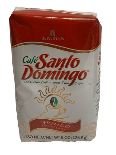 Santo Domingo Ground Coffee 226g