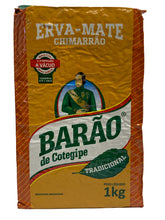 Load image into Gallery viewer, Barao De Cotegipe Traditional Yerba Mate 1kg