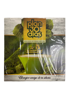 Te Guarani Plan 30 Dias - 30 Day Diet Tea