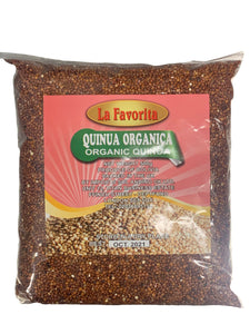 La Favorita Organic Red Quinoa 500g