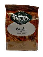 Load image into Gallery viewer, Dom Duarte Ground Cinnamon - Canela Molida 50g
