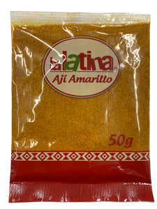 La Latina Yellow Chilli Powder - Aji Amarillo En Polvo 50g