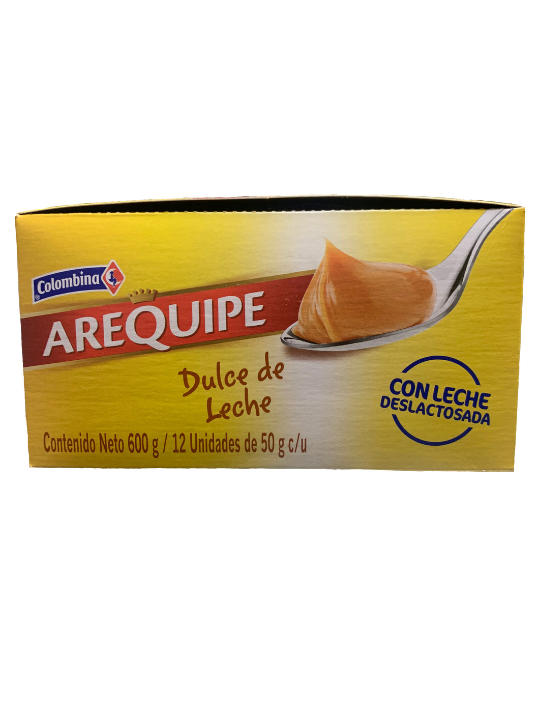 Colombina Arequipe Pack of 12
