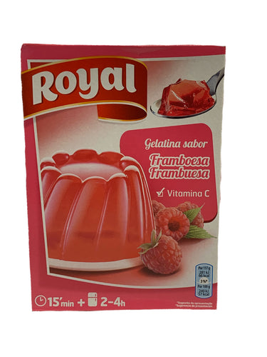 Royal Jelly Raspberry Flavour