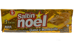 Saltin Noel Cheese & Butter