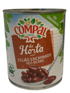 Compal Red Beans in Salt Water 825g