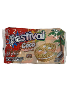 Festival Coconut Biscuits 12 Packs