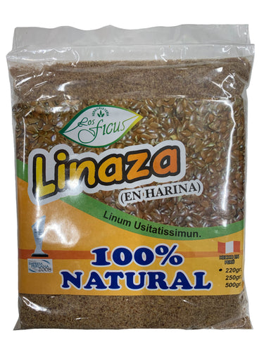 Los Ficus Grounded Linseed - Linaza Molida 220g
