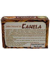 Load image into Gallery viewer, Cinnamon Scented Soap - Jabon De Canela 100g