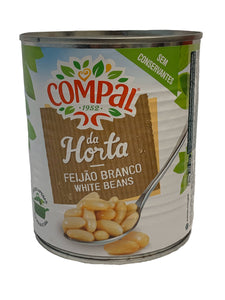 Compal White Beans in Salt Water 825g