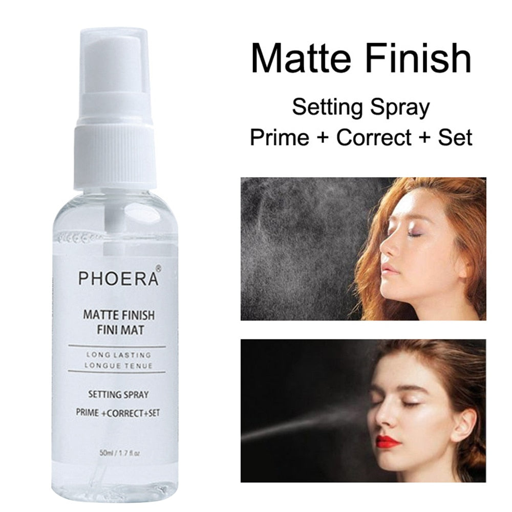 PHOERA 50ml Makeup Setting Spray