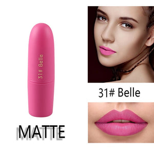 MISS ROSE Waterproof Matte Lipstick
