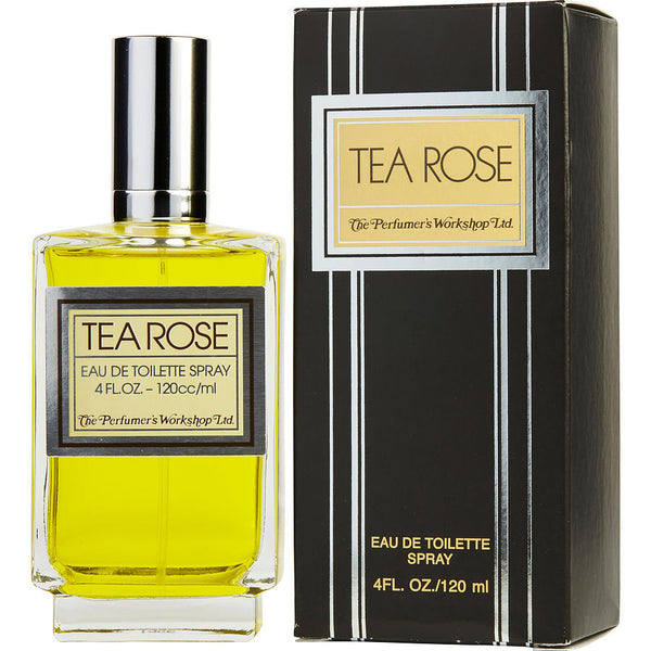 TEA ROSE by Perfumers Workshop (WOMEN)