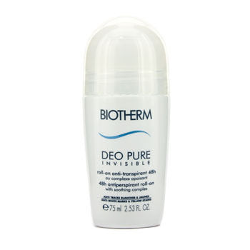 Deo Pure Invisible 48 Hours Antiperspirant Roll-On  75ml/2.53oz