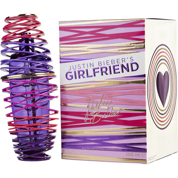 GIRLFRIEND BY JUSTIN BIEBER by Justin Bieber (WOMEN)