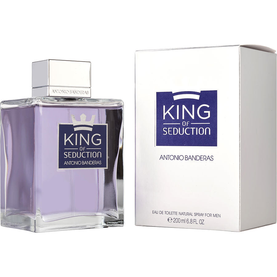 KING OF SEDUCTION by Antonio Banderas (MEN)