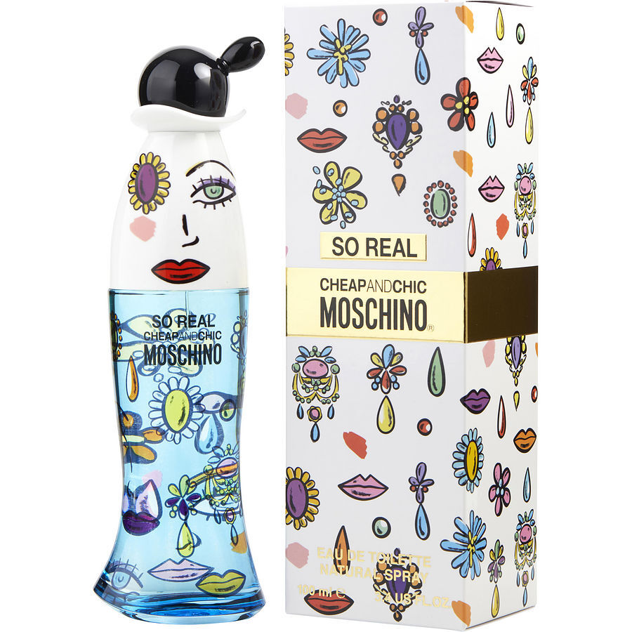MOSCHINO CHEAP & CHIC SO REAL by Moschino (WOMEN)