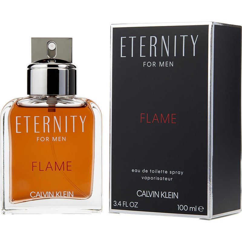 ETERNITY FLAME by Calvin Klein (MEN)
