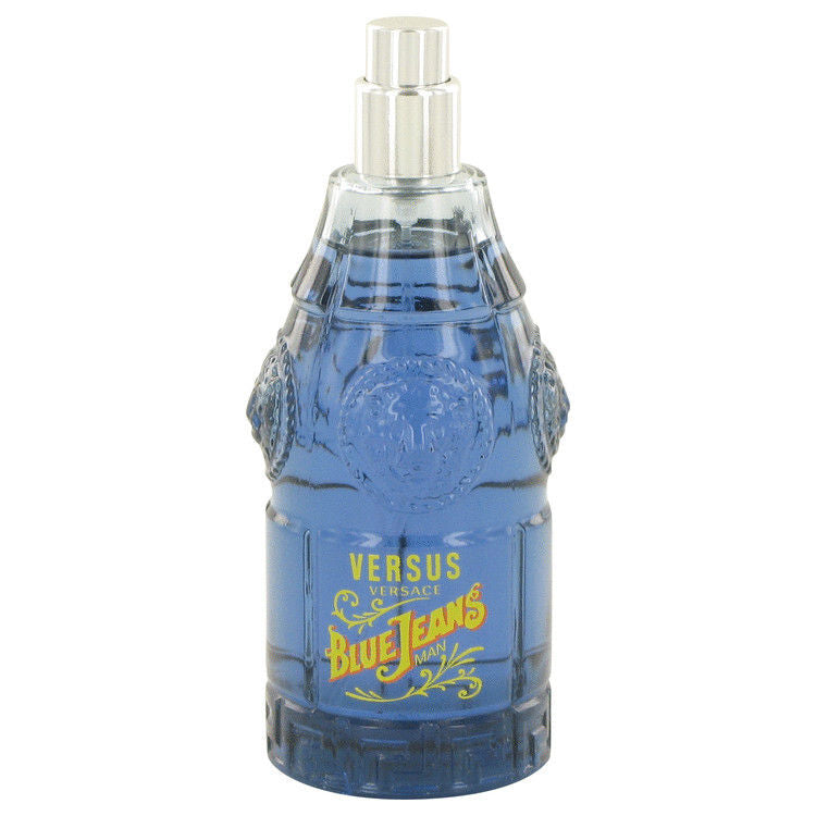 BLUE JEANS by Versace Eau De Toilette Spray (Tester New Packaging) 2.5 oz (Men)