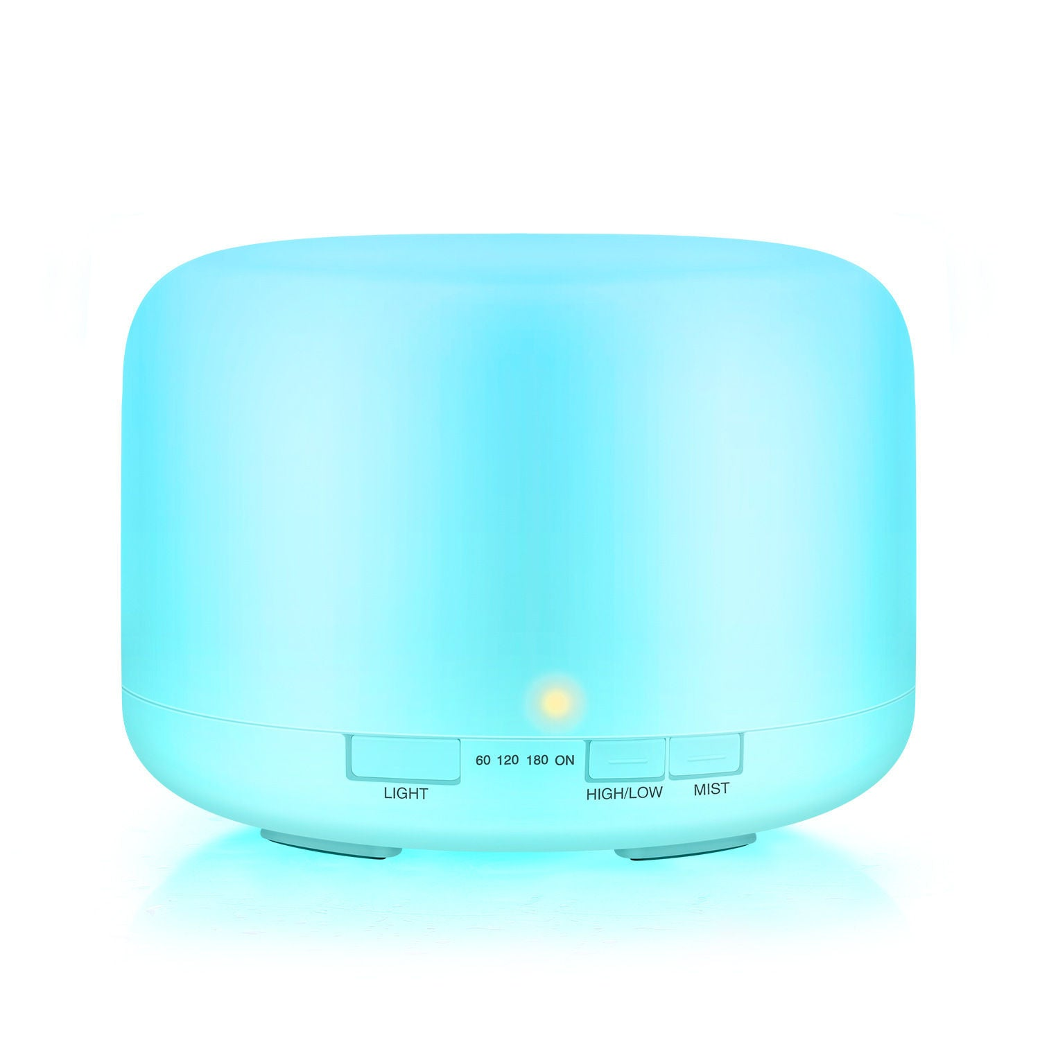Colorful Humidifier Creative Fashion Fragrance Lamp