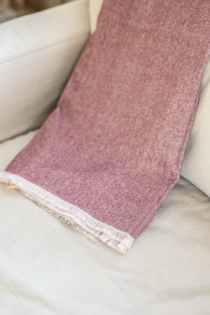 Lola Baby Alpaca Throw