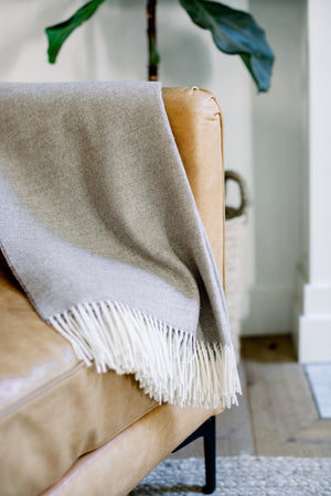 Hayes Alpaca Throw
