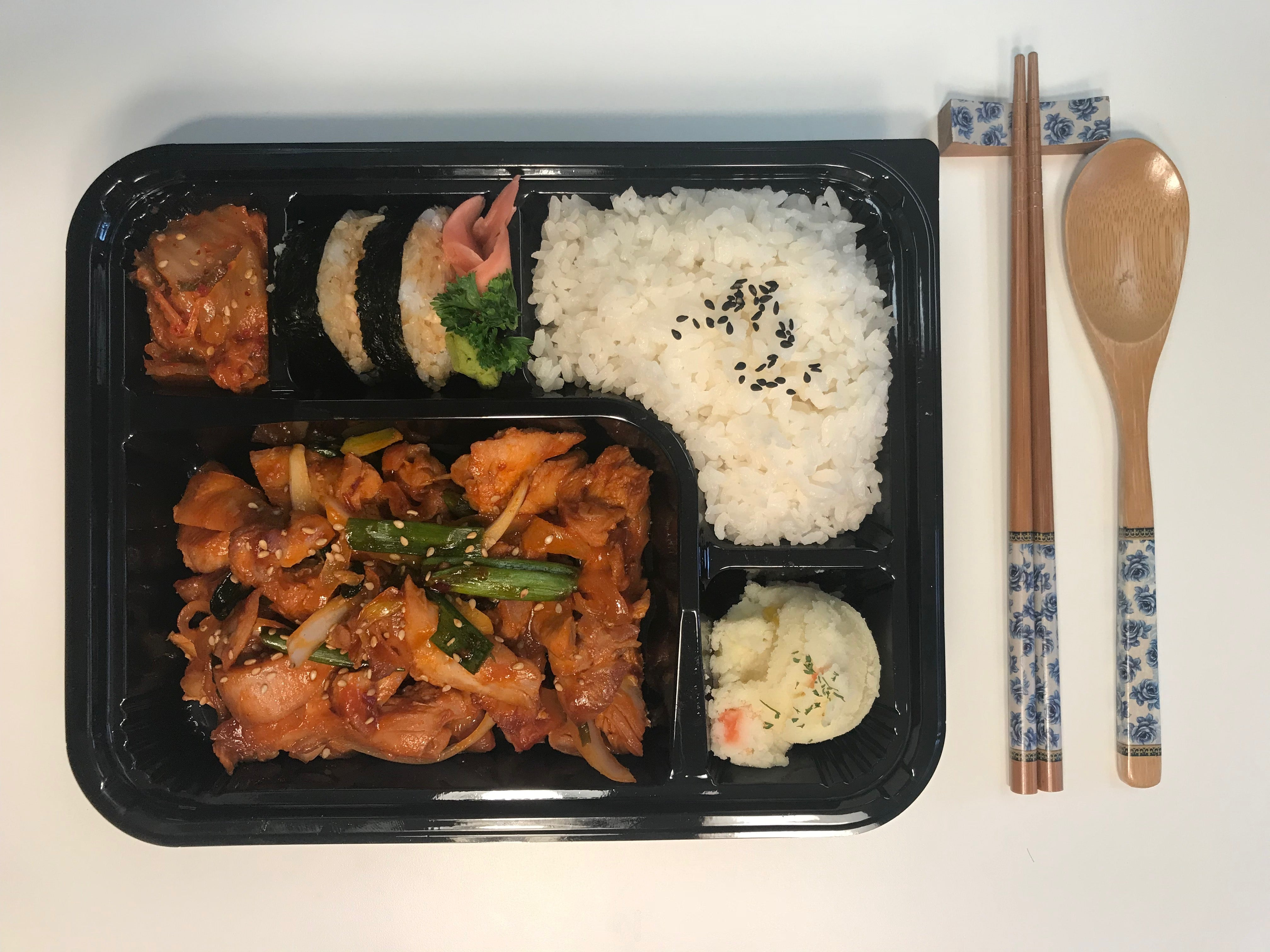 Chicken Bulgogi Spicy