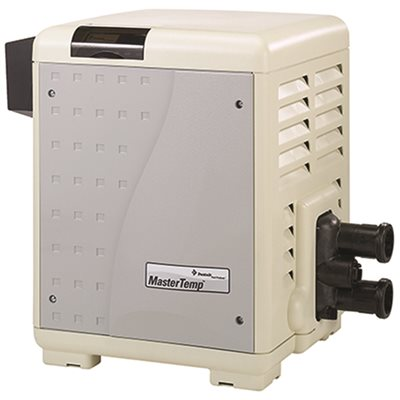 Mastertemp Pentair Mastertemp ASME Heater, 250,000 BTU, Natural Gas, Low Nox Accessories and Hardware
