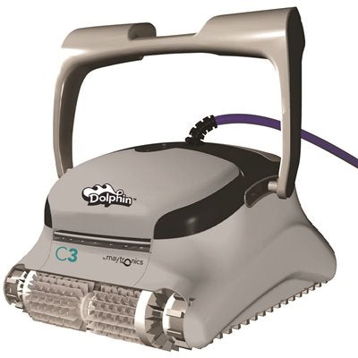 Dolphin Vacuum - Auto Pool Cleaner