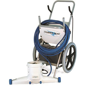 HAMMERHEAD HAMMERHEAD PORTABLE POOL VACUUM, 30 IN. 60 FT. CORD
