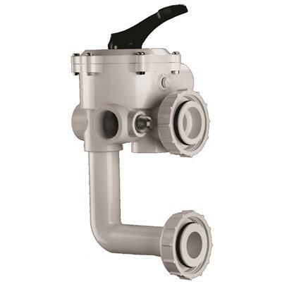 2 in. Slip Multi-Port PVC Side Mount Valve