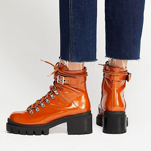 dc2eec55d3dd Fashion Waterproof Middle Height Heel Boots – whostylish
