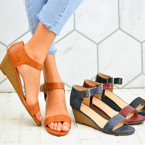 Casual Daily Beach Slope Sandals