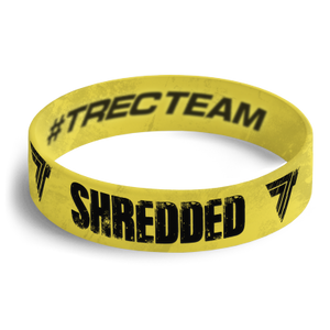 WRISTBAND 072 - SHREDDED