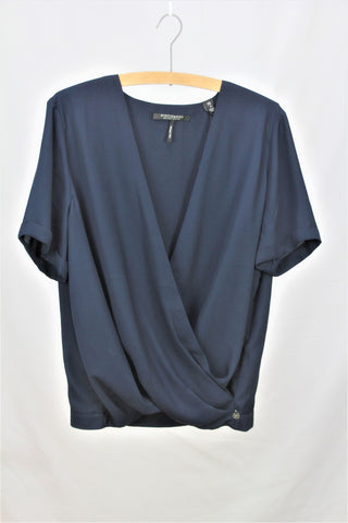 Scotch and Soda Navy Top