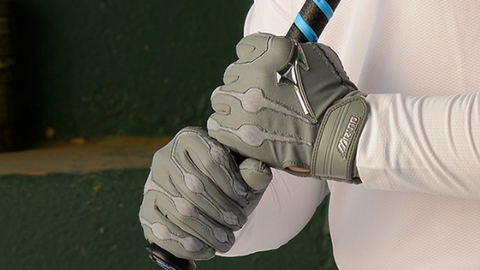 Mizuno Covert Adult Batting Gloves