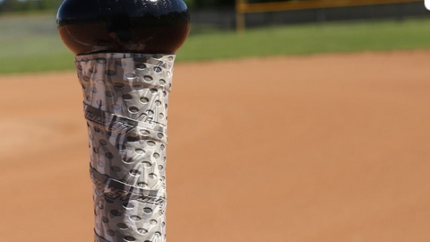 Lizard Skins DSP Bat Grip - Camo Colours
