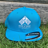 Base 2 Base Sports_Blue Snapback_Hats_Baseball Cap